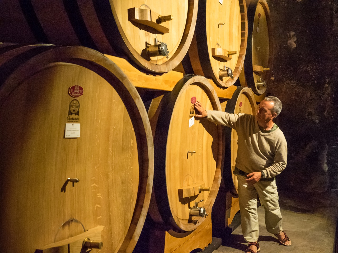 Italian Wine Tours - Philosophy - Nello Cipriano